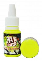 Краска для аэрографии JVR Revolution Kolor Yellow FLUO 401 (10 ml)