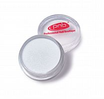 Color Acrylic Powder PNB 01 White Glitter (2g)