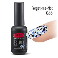 Гель-лак PNB 083 Forget-me-Not