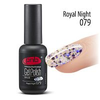 Гель-лак PNB 079 Royal Night