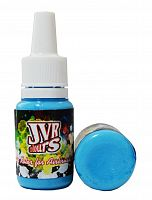 Краска для аэрографии JVR Revolution Kolor Opaque sky blue 126 (10 ml)